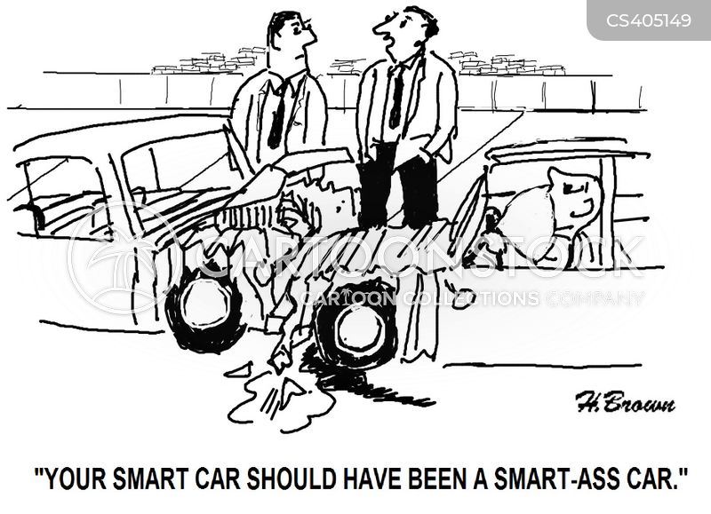 smart asses cartoon