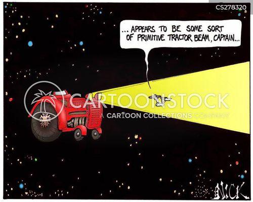 beams cartoon