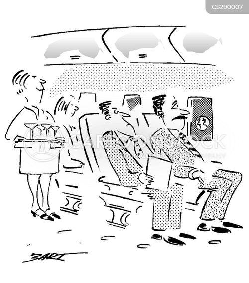 space tourism cartoon