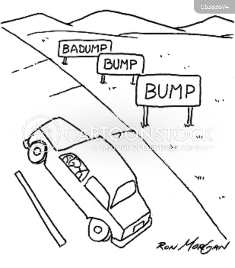 Speed Bump cartoons, Speed Bump cartoon, funny, Speed Bump picture, Speed Bump pictures, Speed Bump image, Speed Bump images, Speed Bump illustration, Speed Bump illustrations
