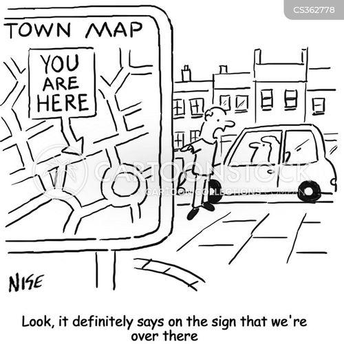 local authority cartoon