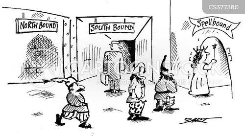 spellbound cartoon