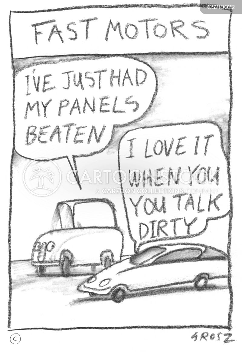 sado-masochism cartoon