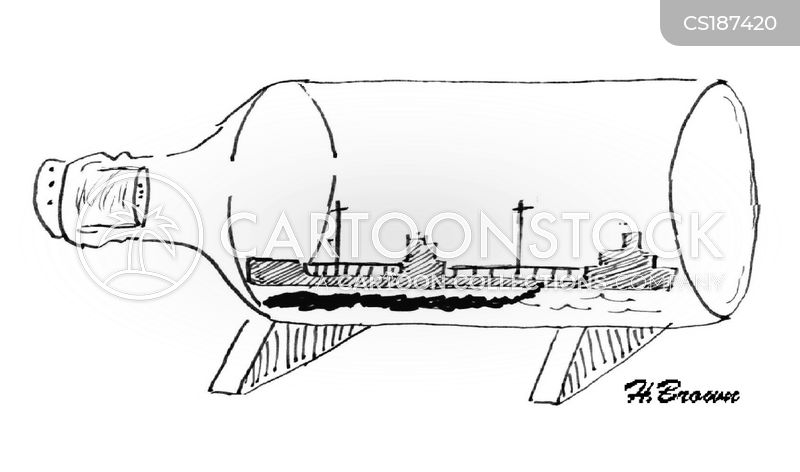 tanker cartoon