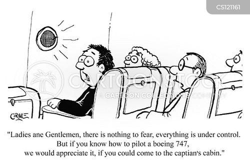 hijackings cartoon