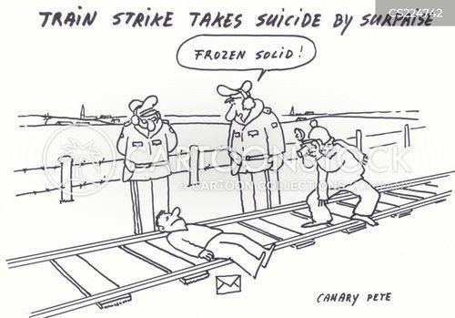 rails cartoon