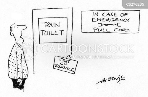 in case of emergency cartoon