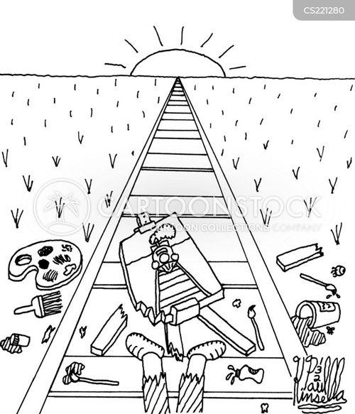 poor planning cartoon