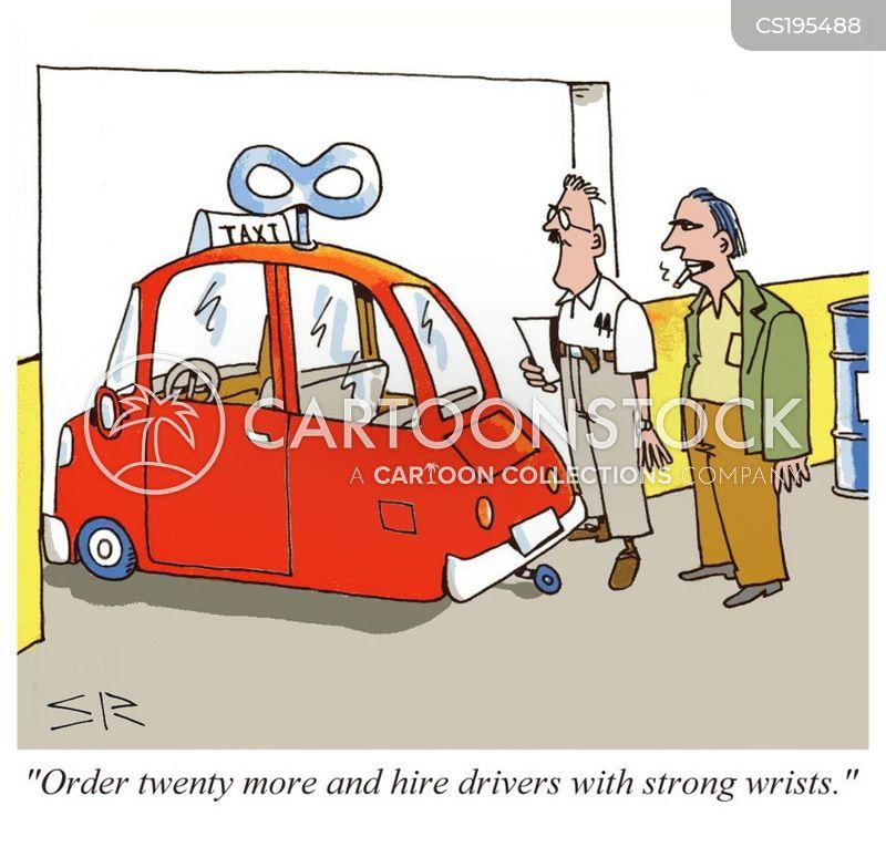 fuel costs cartoon