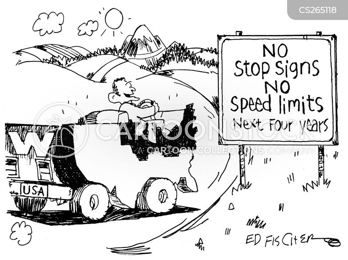 american elections cartoon