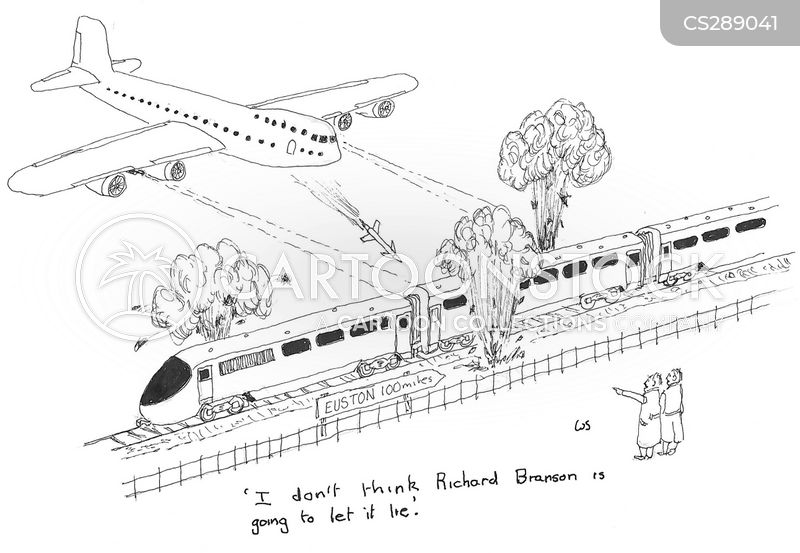 department for transport cartoon