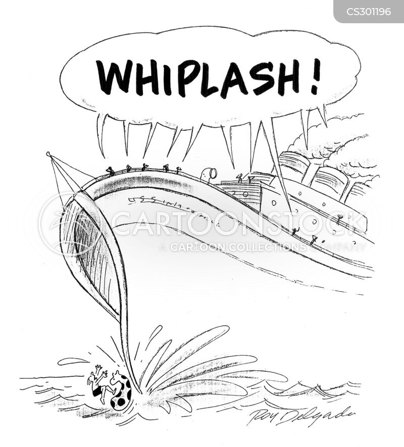 whiplash cartoon