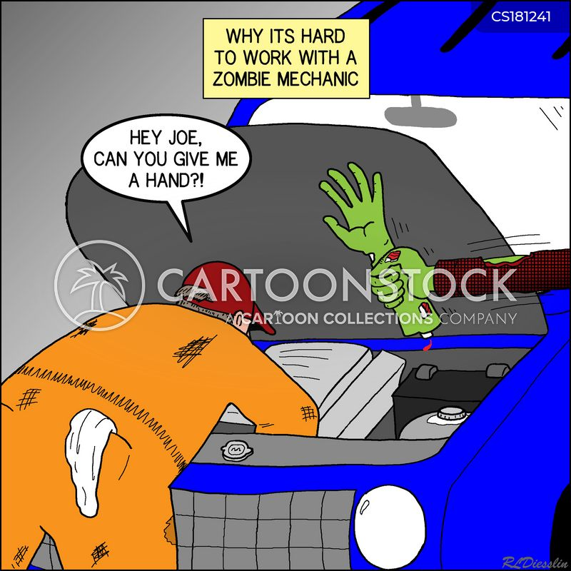 helping hand cartoon