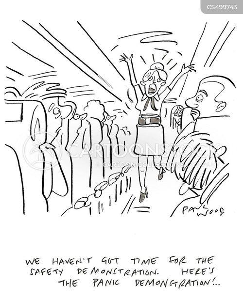 take offs cartoon