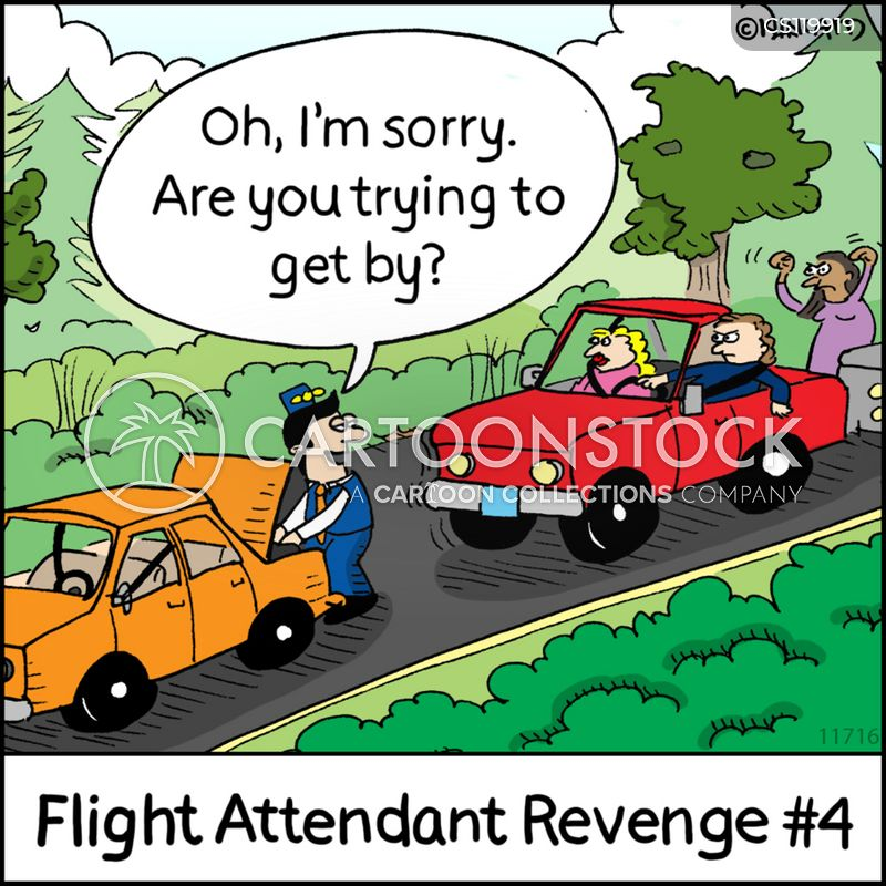 avenge cartoon