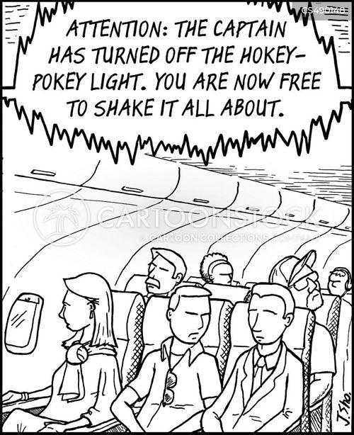 hokey pokey cartoon