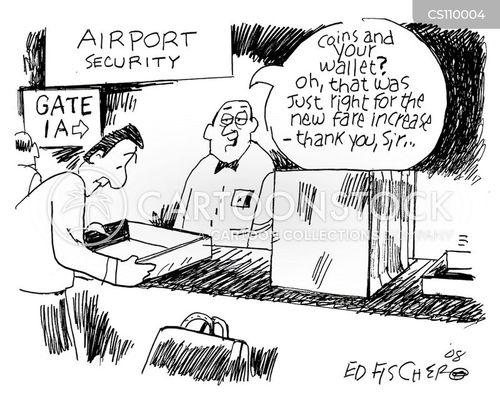 airline prices cartoon