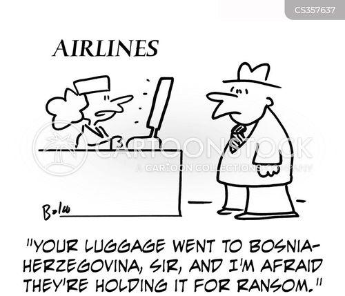 bosnia-herzegovina cartoon