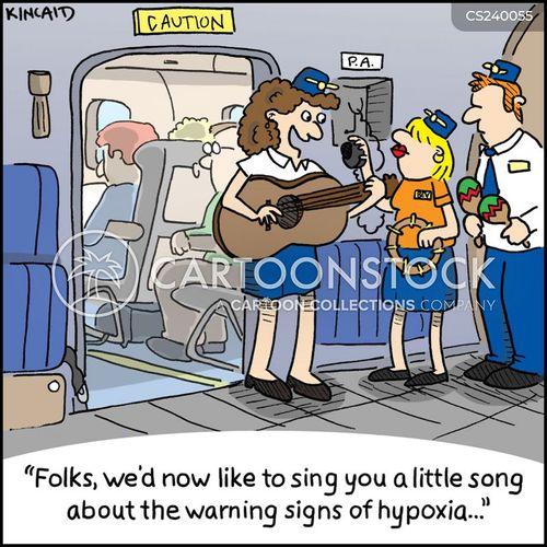 hypoxia cartoon