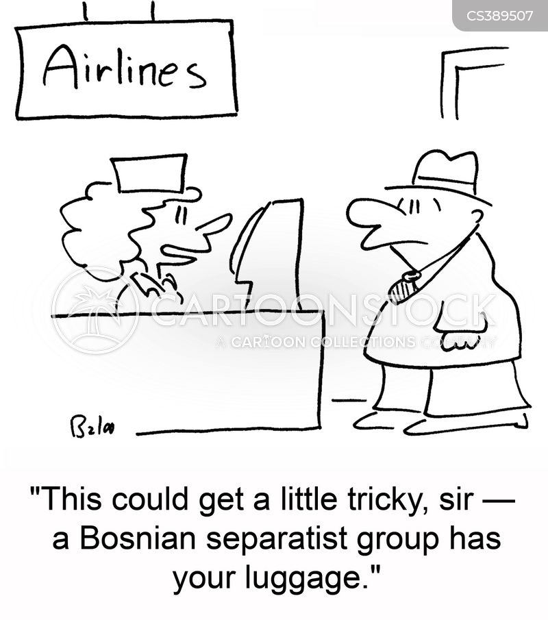 bosnian cartoon