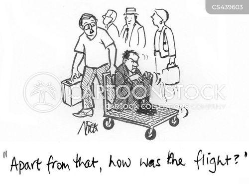 cargo holds cartoon