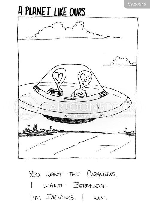 on holiday cartoon