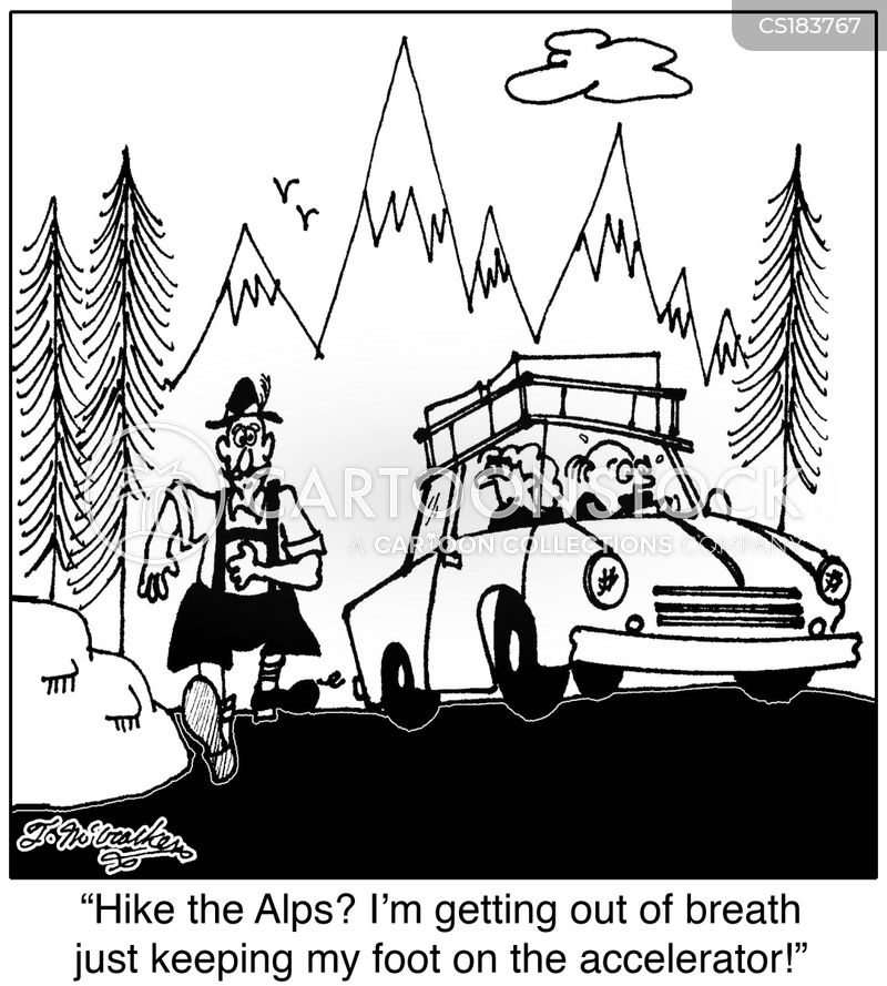 asthma cartoon