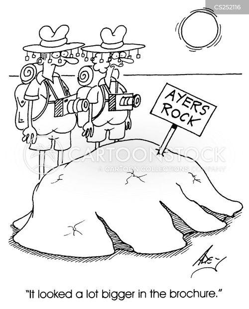 ayers rock cartoon