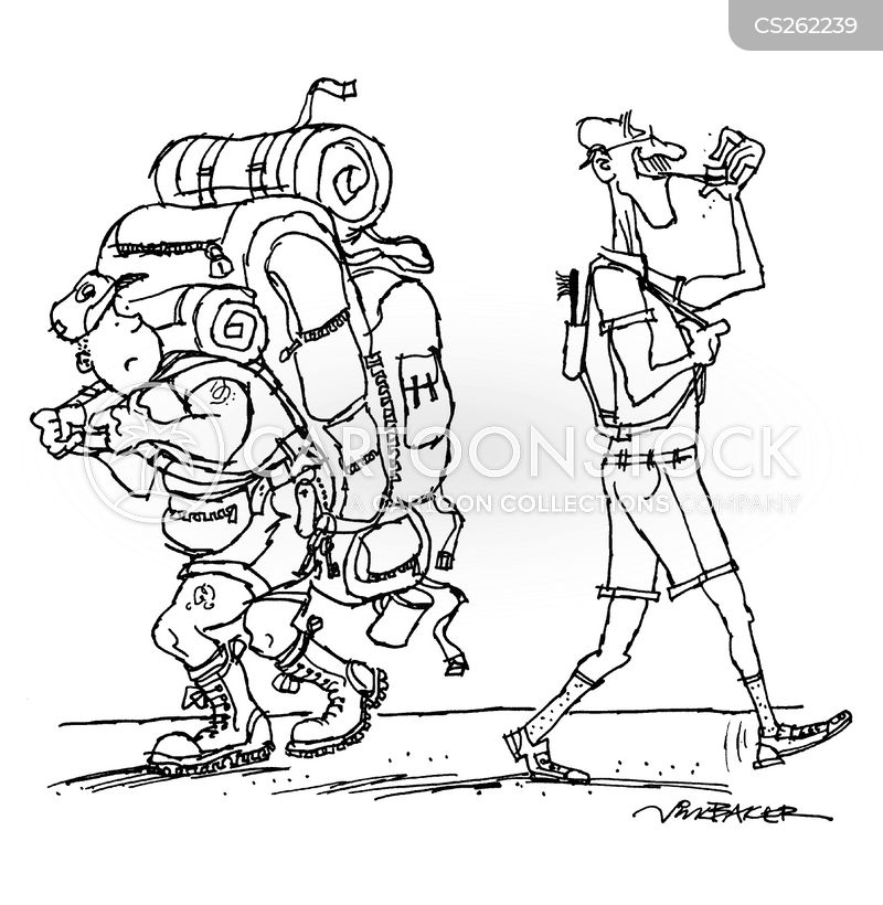 Travelling Light Cartoons And Comics Funny Pictures From