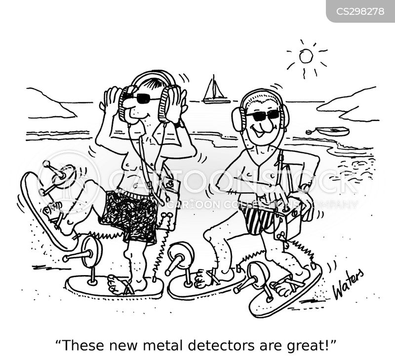 beach bums cartoon