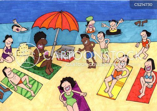 cultural diversity cartoon