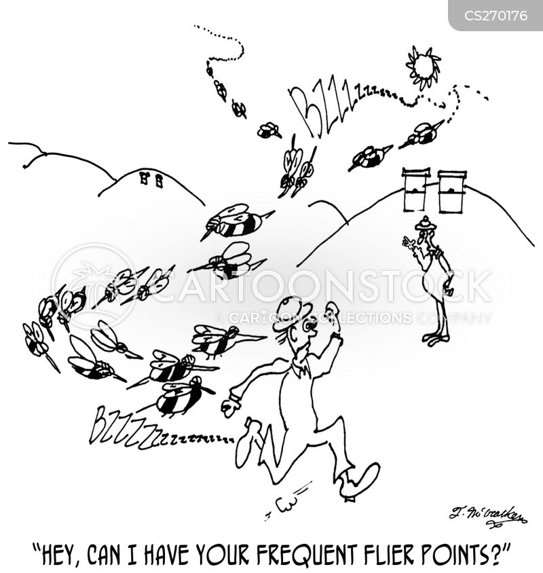 swarm cartoon