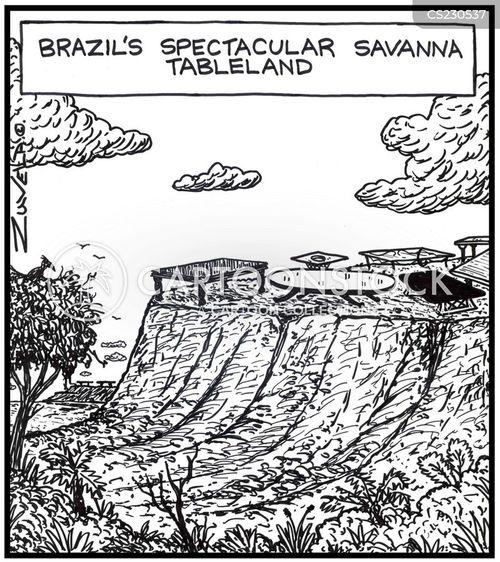 tableland cartoon