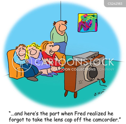 home movie cartoon