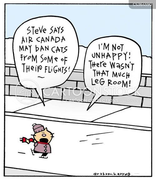 banning cartoon