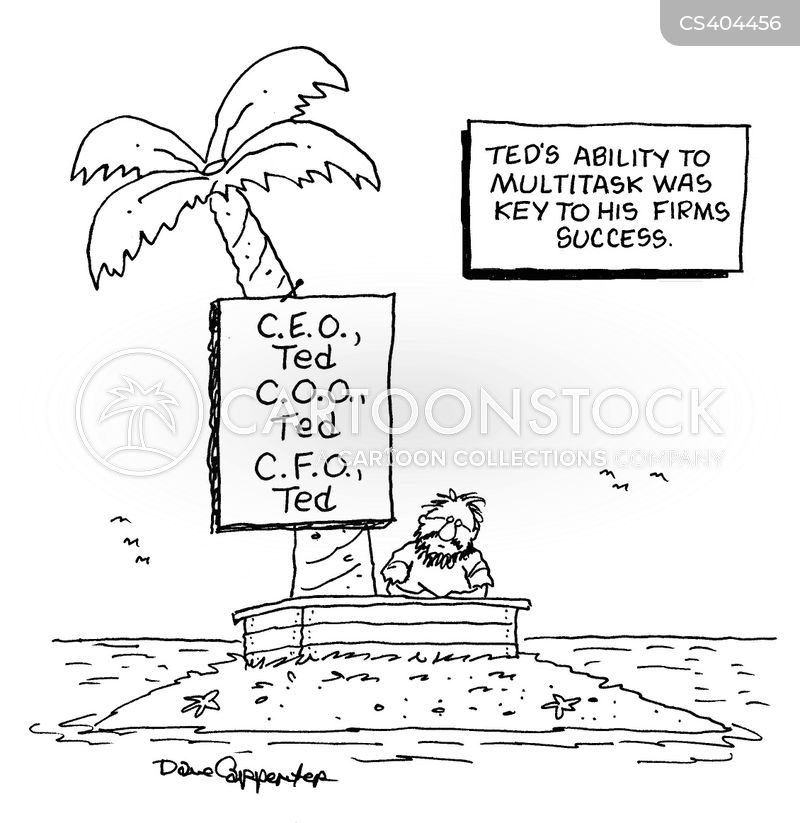 Chief Financial Officer Cartoons And Comics - Funny Pictures From