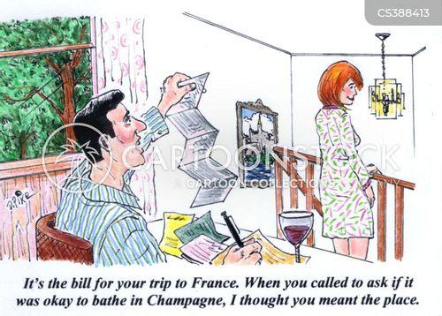 extravagances cartoon
