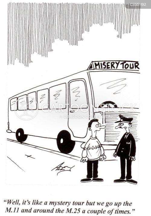 m25 cartoon