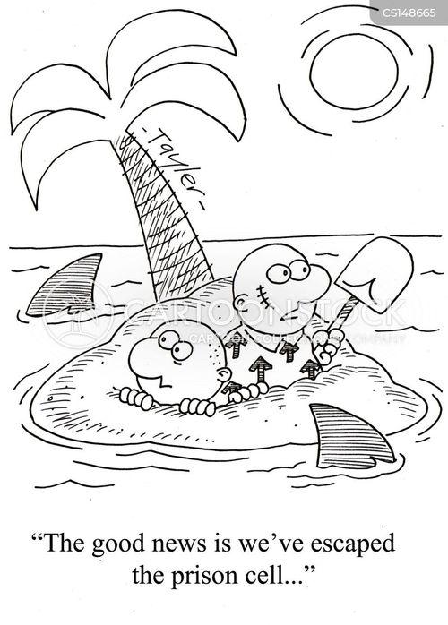 tunnelling cartoon
