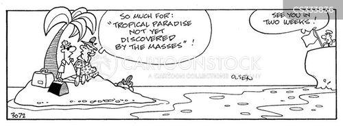 isles cartoon
