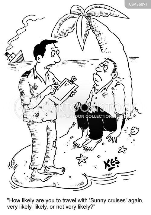 customer survey cartoon
