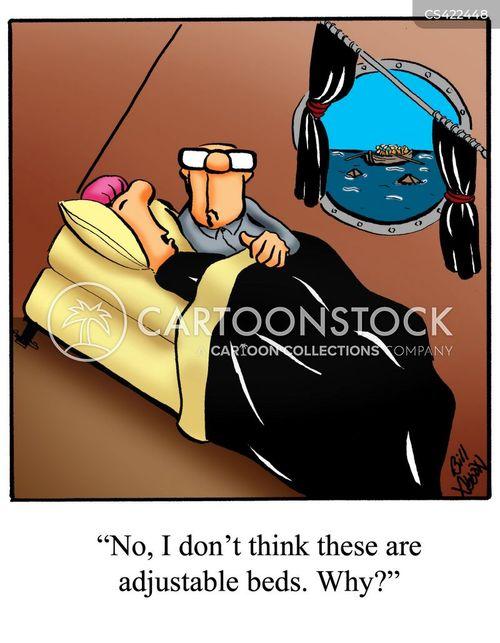 deep sleeper cartoon