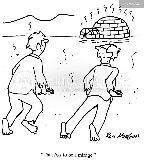 oases cartoon
