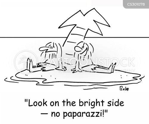 paparazzo cartoon