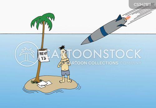 friday 13th cartoon