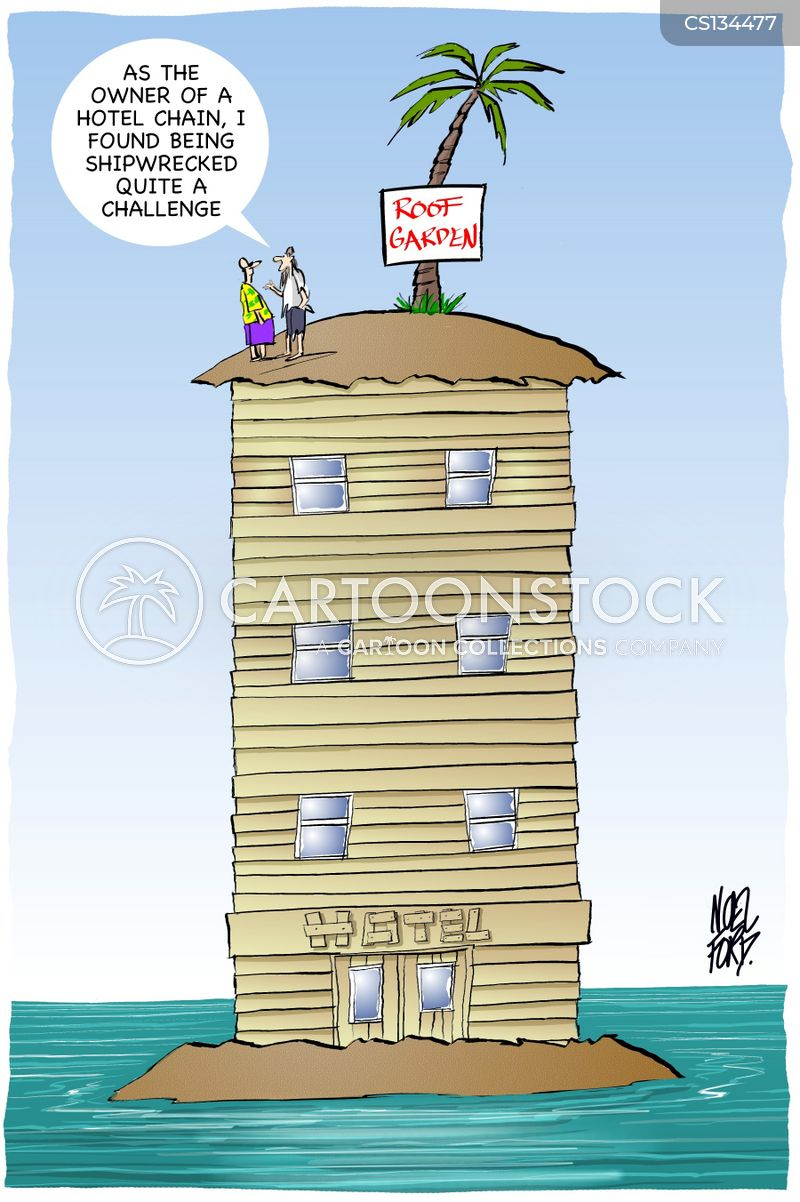 Hotel Chains Cartoons and Comics - funny pictures from CartoonStock