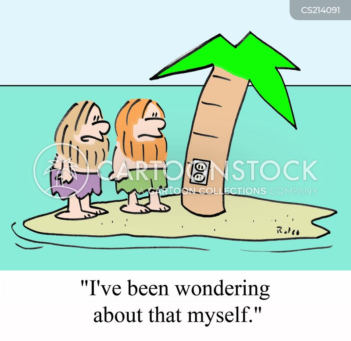 mysteriousness cartoon