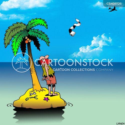 Открытка, картинки островов смешные