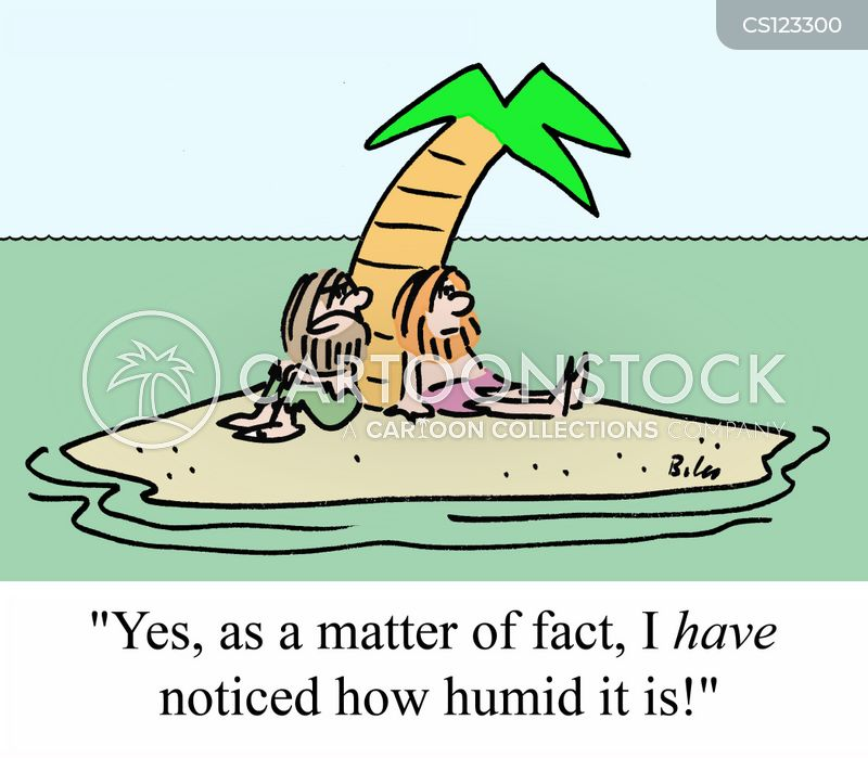 humid cartoon