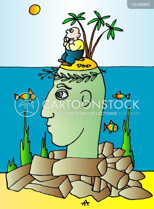 sea god cartoon